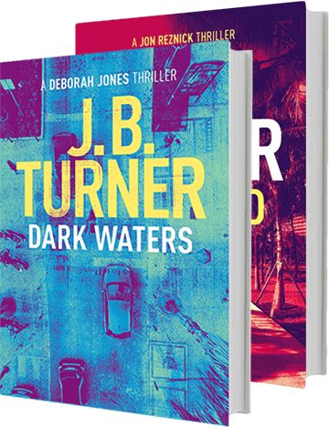 Home J.B. Turner Thriller Writer