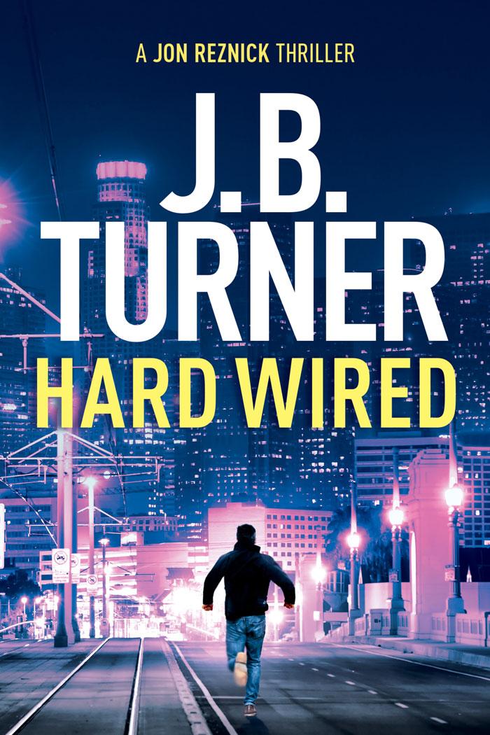 Hard Target J.B. Turner Thriller Writer